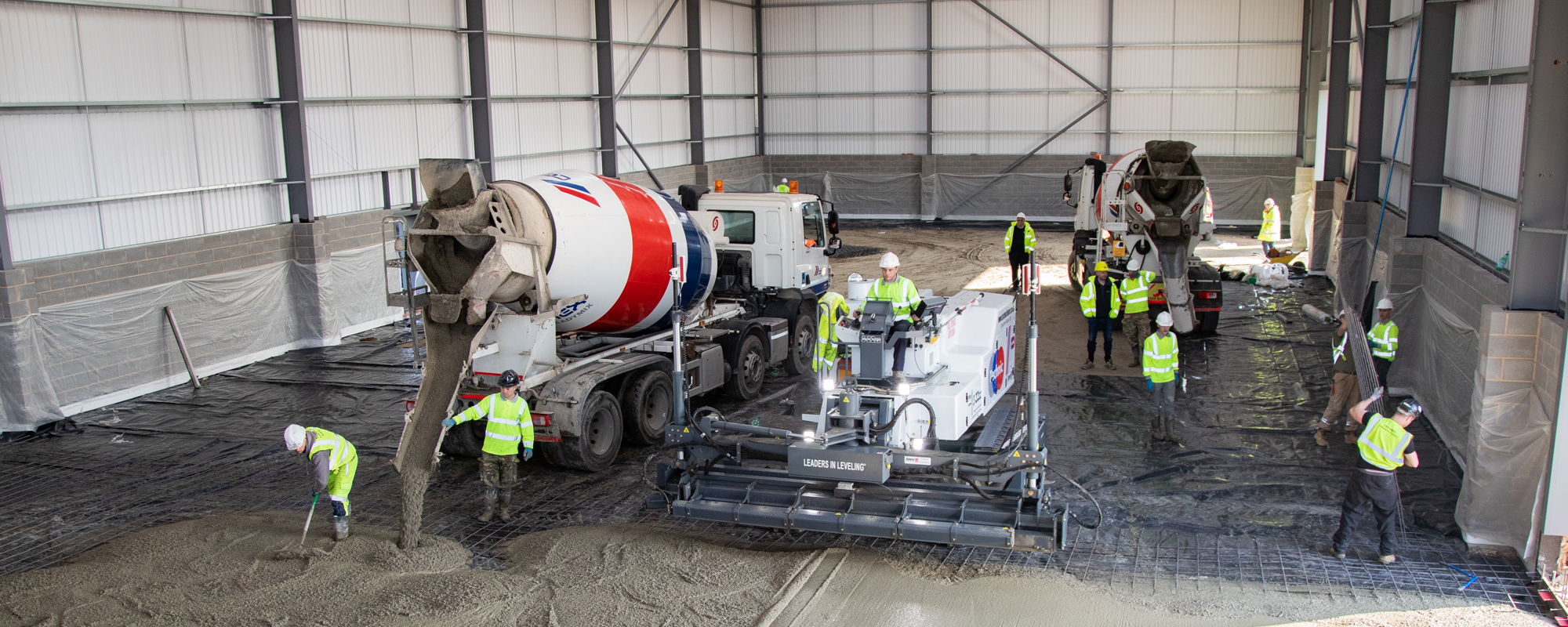 Home Technic Concrete Floors Ltd