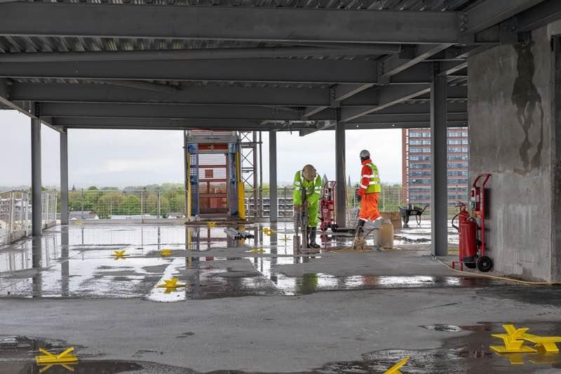 Manchester Waters Technic Concrete Floors Ltd