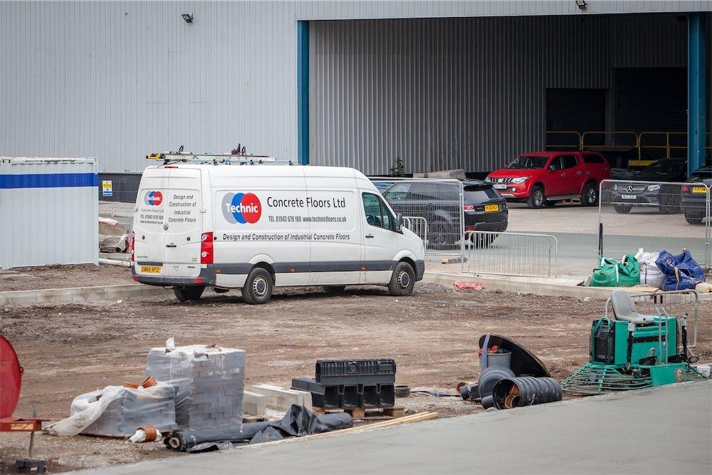 Tech Folian Speke Technic Concrete Floors Ltd